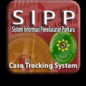 Sistem Informasi Penelusuran Perkara / Case Tracking Sistem untuk Pengadilan Tinggi