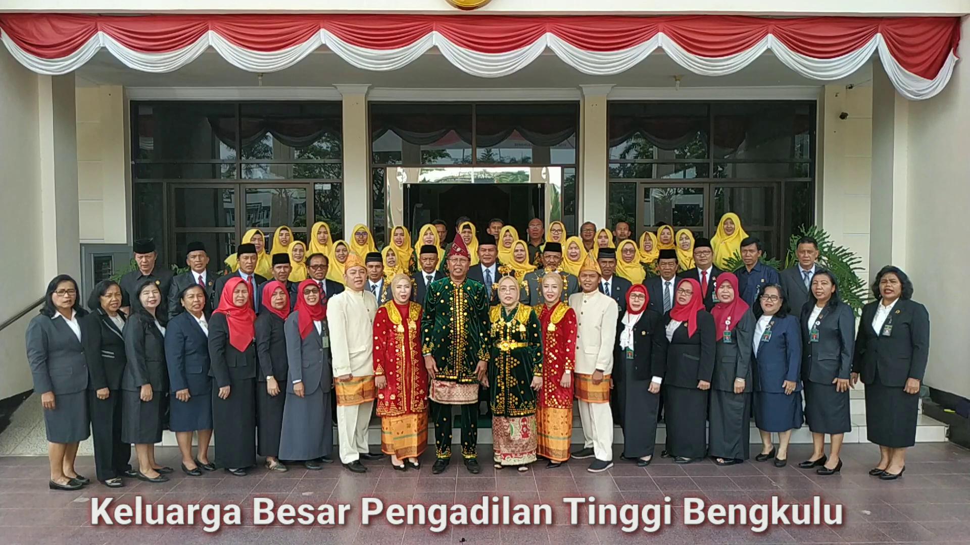 Dirgahayu ke 74 Mahkamah Agung Republik Indonesia
