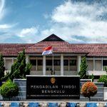 Gedung Pengadilan Tinggi Bengkulu Sekarang