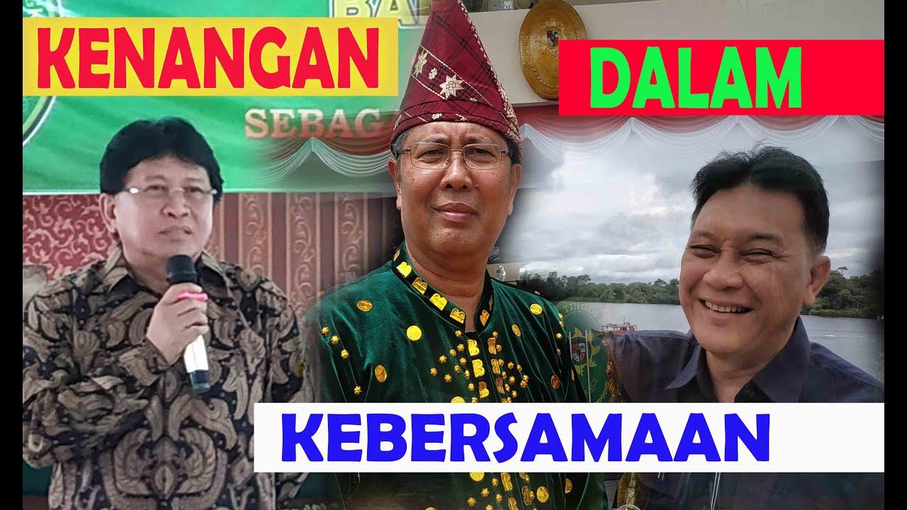 Pengantar Alih Tugas Ketua, Wakil Ketua dan Panitera Pengadilan Tinggi Bengkulu