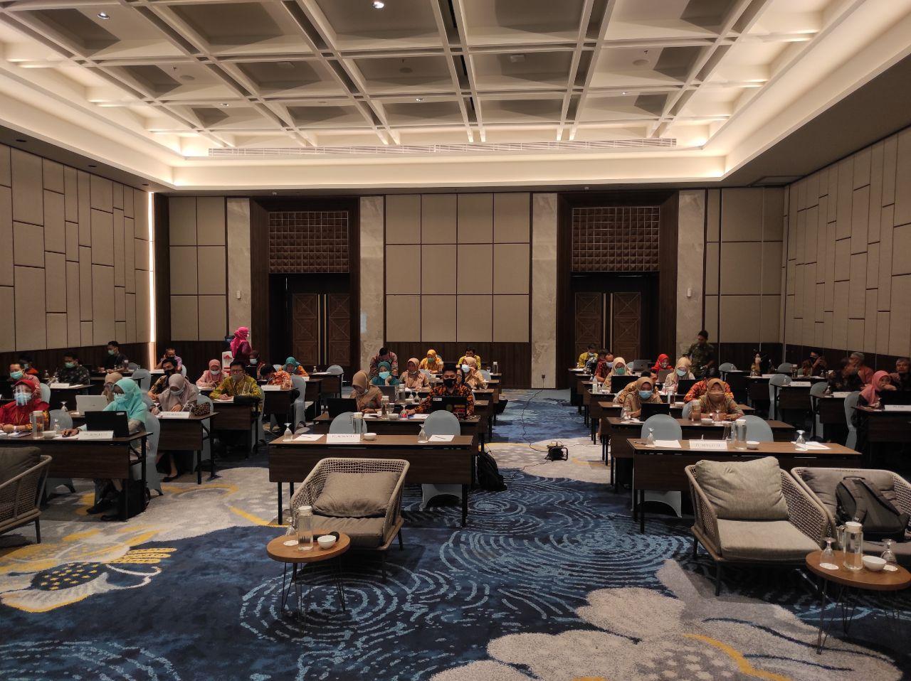 Live Streaming: Bimbingan Teknis Kepegawaian se-Wilayah Hukum Pengadilan Tinggi Bengkulu