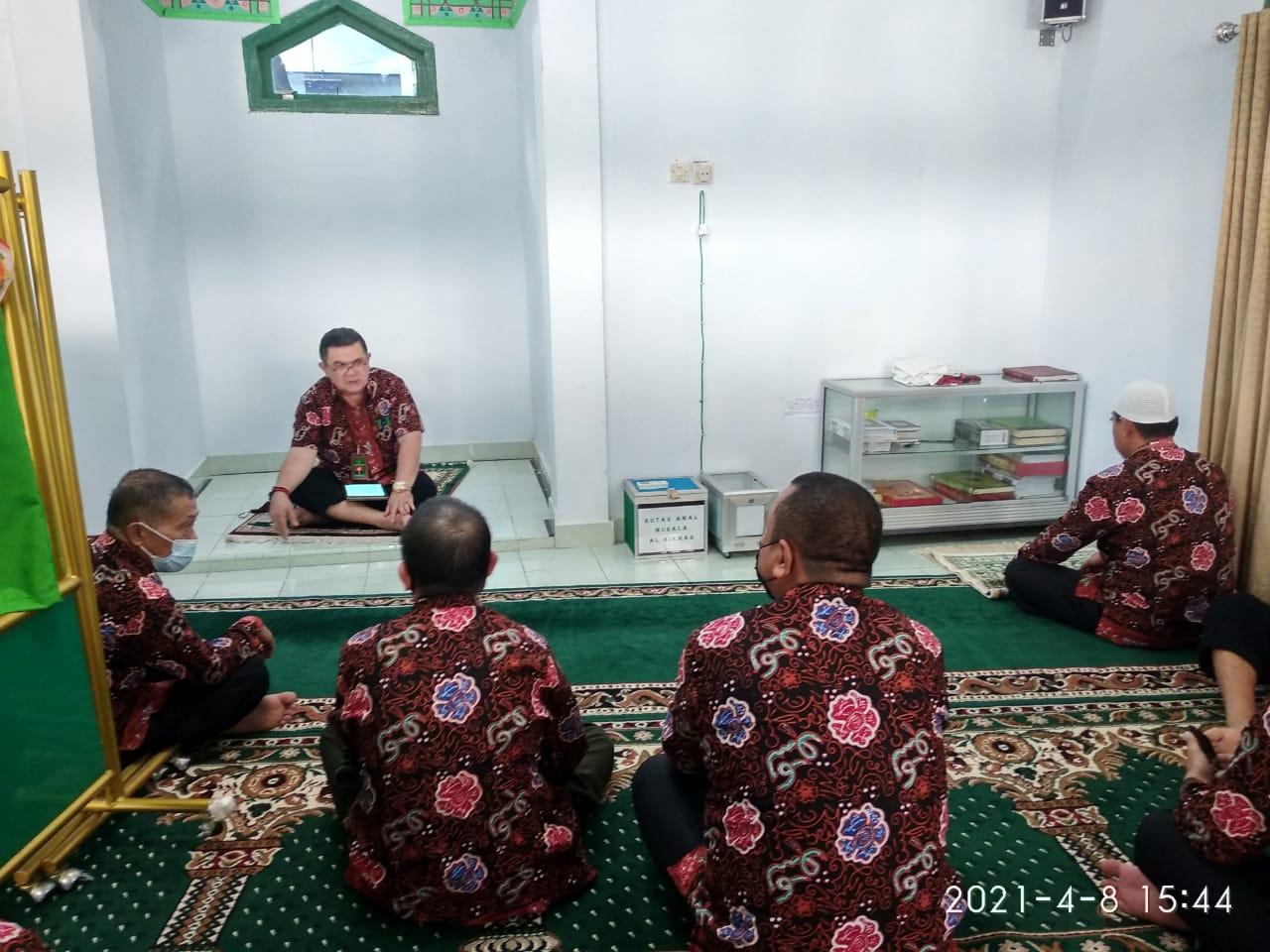 Pengajian Rutin Setiap Hari Kamis di  Mushola Al Hikmah Pengadilan Tinggi Bengkulu